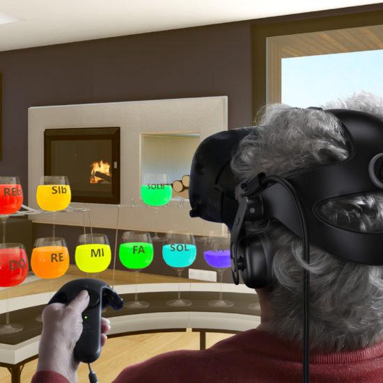 My Cyber Royaume, la réalité virtuelle